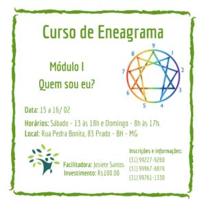 CURSO ENEAGRAMA